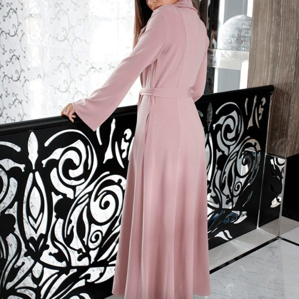Baciami Royal Duster Dusty Rose-03