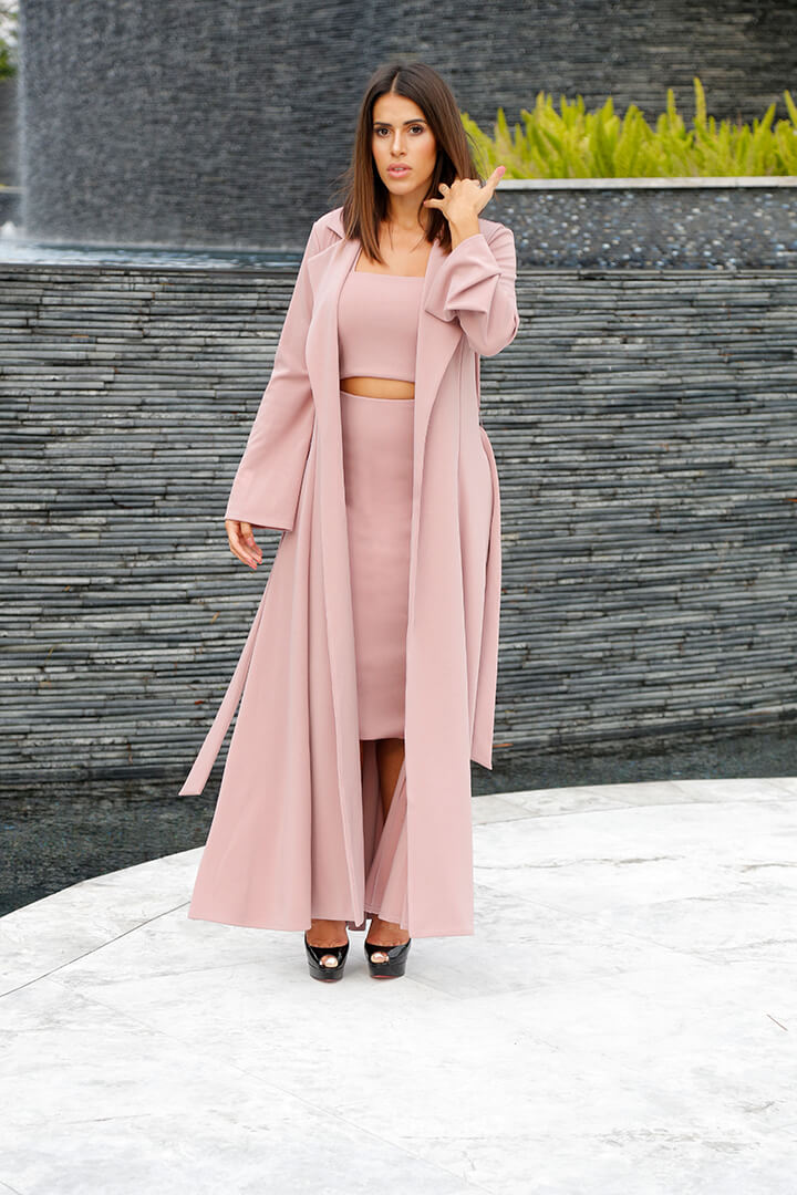 Top Dusty Rose 03